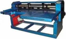 4 Bar Rotary Cutting Creasing Machine