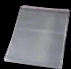 Transparent Plain BOPP Display Bag, Rectangular, 3 Kg