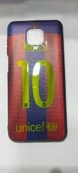 PVC Samsung Mobile Back Cover, Size: 5.5 Inch