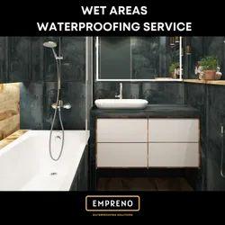Bathroom Wet Area Waterproofing Service
