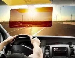 mozabee Acryllic Material Car Hd Visor