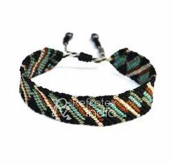 Colourful Bracelet Handmade Macrame Jewellery