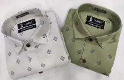 Labroz Printed Men'S Shirts