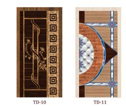 Designer Wooden Laminate Door