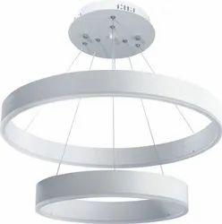 LHL-302 Double Round Hanging Light