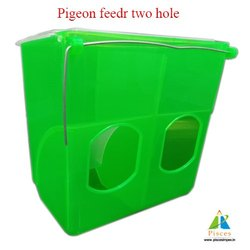 Pigeon Feeder Two Hole