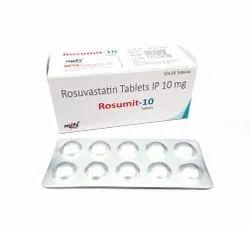 Rosuvastatin 10 Mg Tablets