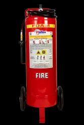 Vintex Mechanical Foam Catridge Type Fire Extinguisher, For Factory, Capacity: 45 L