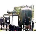 Semi Automatic Industrial Evaporator