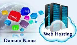 Static Domain Registration Website Hosting Service, With Online Support