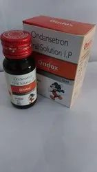 Ondox Ondansetron Oral Solution IP Syrup, Packaging Size: 30 Ml