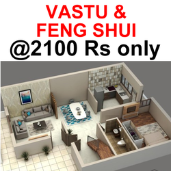 English,Hindi Vastu Consultancy Services For Homes