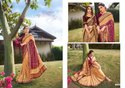 Kalista Cadbury Vichitra Silk Designer Saree Catalog