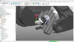 Cam Autodesk Powermill Training Service, For Automotive