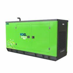Diesel Electric Power Generator