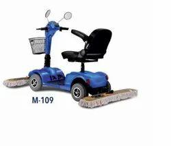 Scooty Mopping Machine