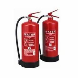Water Co2 Types Fire Extinguishers