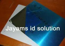 Card Fusing Machine Plates