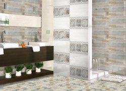 Ceramic Gloss Elementz Light Wall Tiles, Thickness: 5-10 mm, Size: 300 X 600 mm