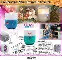 Candle Light Mini Bluetooth Speaker