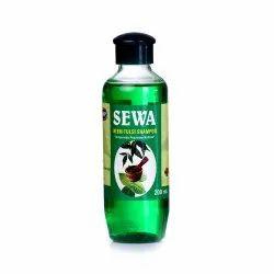 200ml Sewa Neem Tulsi Herbal Shampoo