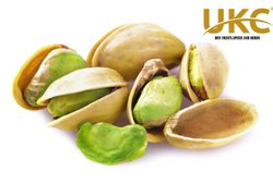 UKC Salted Pistachio Nut, Packaging Type: Vacuum Bag