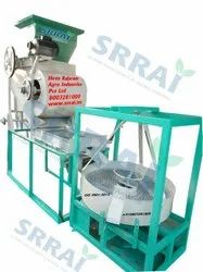 Groundnut Decorticator with Grader and Cleaner