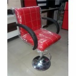 2 Feet Red Office Armrest Chair