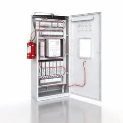 Fire Tube Suppression System Electric Panel