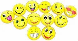 Smiley Fridge Magnet