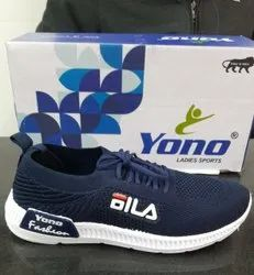 Yonolite Women Ladies Sports Shoes, Size: 4-8, Model Name/Number: Angel