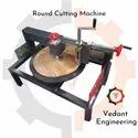 Vedant Engineering Single Phase Round Wood Cutting Machine, Model Name/number: Vew1