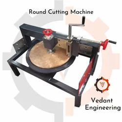 Round Wood Cutting Machine