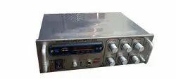 Silver Multimedia Car USB MP3 Player