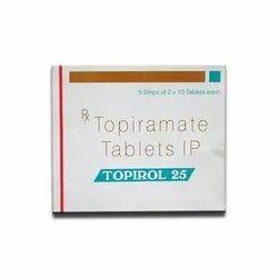 Topirol Tablet (Topiramate)