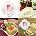 Heart-Shaped Sandwich Cutters