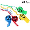 Kids Plastic Toy Whistle