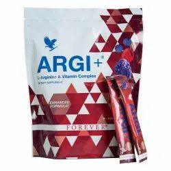 Forever Argi Plus Dietary Supplement, Packaging Type: Packet, Packaging Size: 370gm