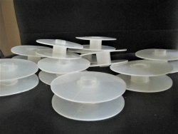 Plastic Bobbin Spools Rolls