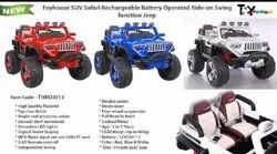 Kids 12V Battery Operated Jeep