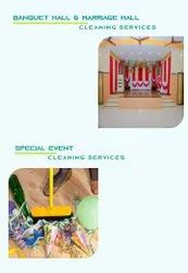 banquet hall cleaning services