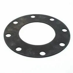 Black Ranelast Nitrile Rubber Gasket, Packaging Type: Polybag