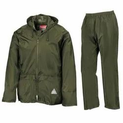 Sparker Taping Rain Suit