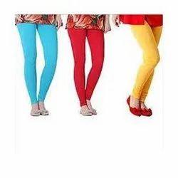DELBEE Womens Leggings Lycra Legging