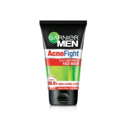 Garnier Men Acno Fight Anti-Pimple Facewash 100g(Free Worldwide Shipping)