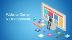 PHP/JavaScript Responsive Website Development Services, With Online Support