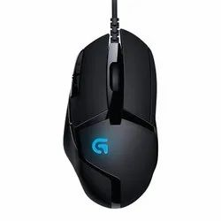 Logitech Black Hyperion Fury Wired Gaming Mouse