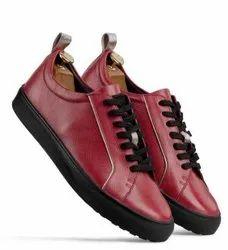 Casual Wear Cherry Men Sneakers, Size: 6-11