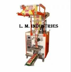 Semi Automatic Spices Pouch Packing Machine