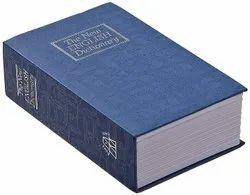 Metal Hidden Secret Book Safe-book Safe
